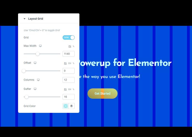 Designer Powerup - Layout Grids