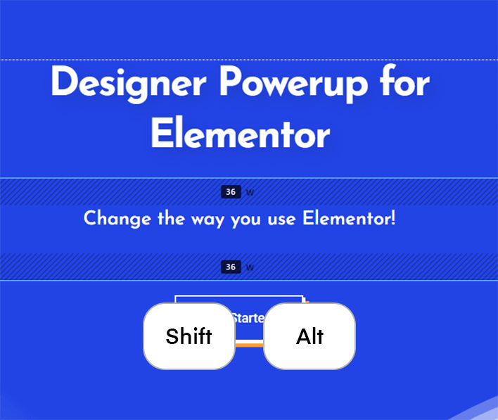 Quick Spacer - Designer Powerup for Elementor