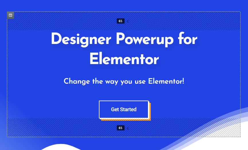 Quick Spacer - Designer Powerup for Elementor