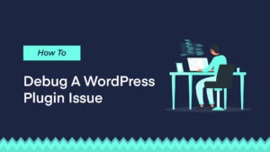 How To Debug A WordPress Plugin Issue